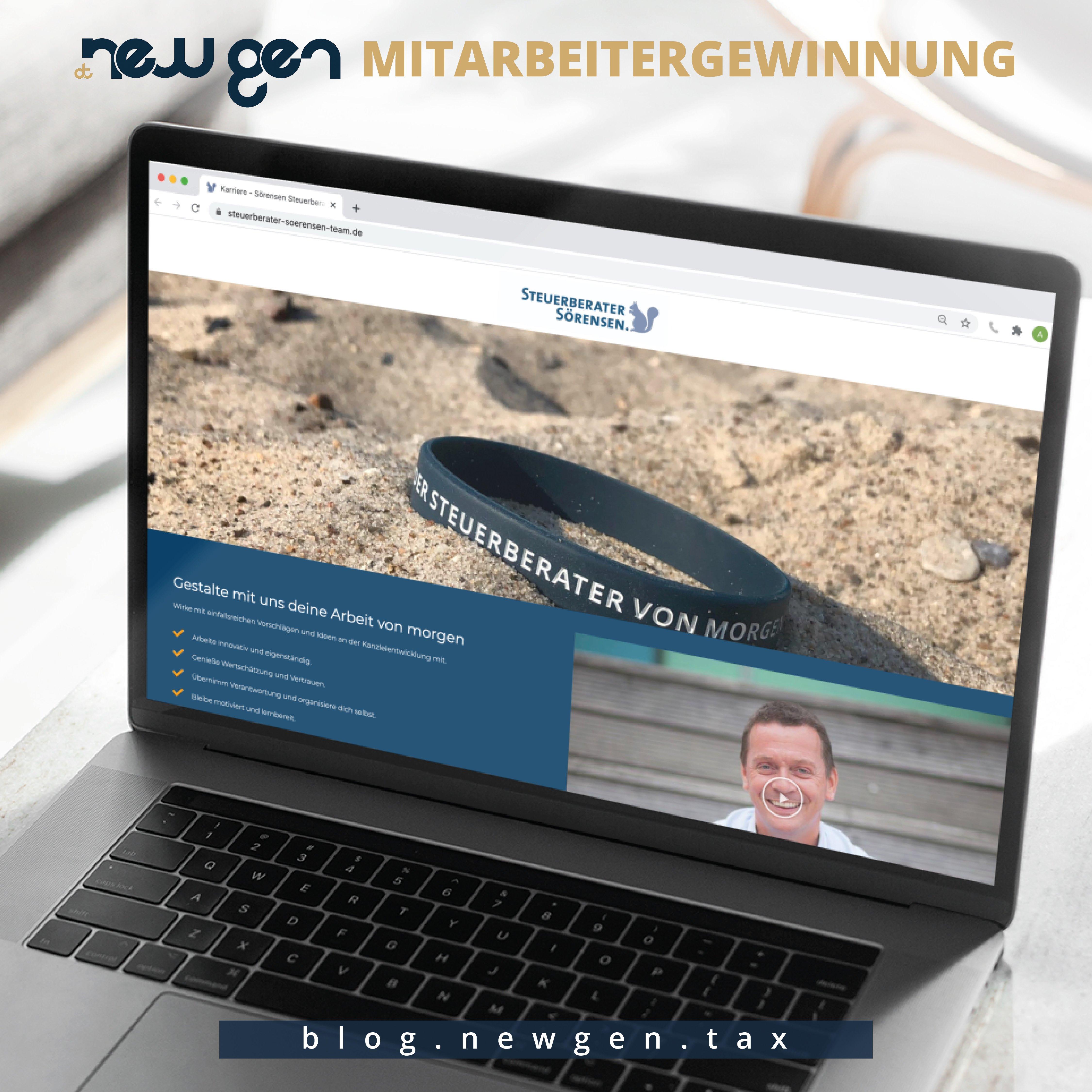 new gen Mitarbeitergewinnung - Lars Sörensen